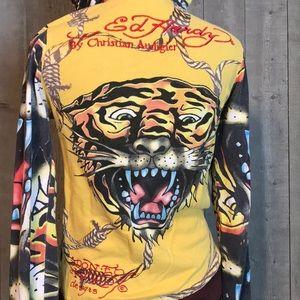 Ed Hardy jacket